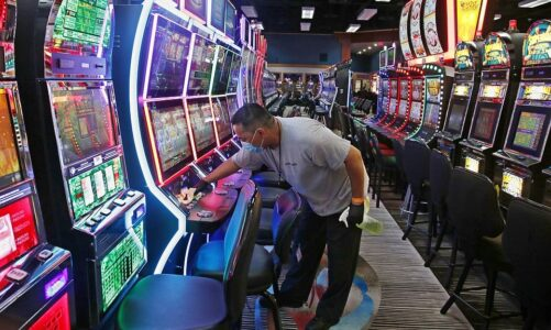 Take into account the different types of slots
