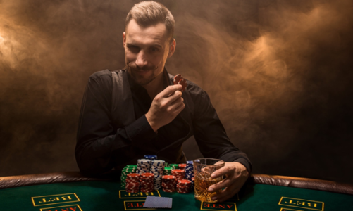 What makes top professional poker players stand out from the crowd?
