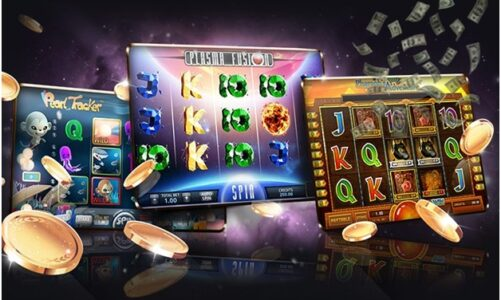 Taking Time To Play The Great Online Slot Games
